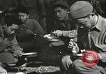Image of Japanese-American soldiers Charmois France, 1944, second 9 stock footage video 65675065573