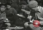 Image of Japanese-American soldiers Charmois France, 1944, second 11 stock footage video 65675065573