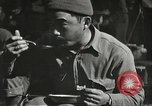 Image of Japanese-American soldiers Charmois France, 1944, second 12 stock footage video 65675065573
