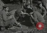 Image of Japanese-American soldiers in World War II France, 1944, second 4 stock footage video 65675065575