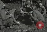 Image of Japanese-American soldiers in World War II France, 1944, second 5 stock footage video 65675065575