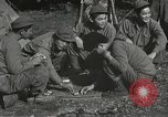 Image of Japanese-American soldiers in World War II France, 1944, second 6 stock footage video 65675065575