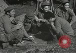 Image of Japanese-American soldiers in World War II France, 1944, second 7 stock footage video 65675065575