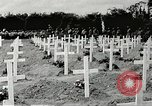 Image of 9th Division memorial service Sainte Mere Eglise France, 1944, second 6 stock footage video 65675065583