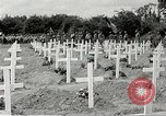 Image of 9th Division memorial service Sainte Mere Eglise France, 1944, second 7 stock footage video 65675065583