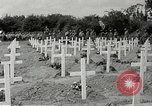Image of 9th Division memorial service Sainte Mere Eglise France, 1944, second 8 stock footage video 65675065583