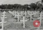 Image of 9th Division memorial service Sainte Mere Eglise France, 1944, second 9 stock footage video 65675065583