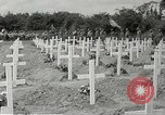 Image of 9th Division memorial service Sainte Mere Eglise France, 1944, second 11 stock footage video 65675065583