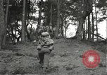 Image of Japanese-American soldiers moving into combat positions Bruyeres France, 1944, second 12 stock footage video 65675065592