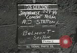 Image of Forward Aid station of 442nd Regimental Combat Team Belmont France, 1944, second 3 stock footage video 65675065597