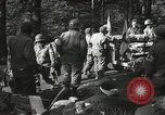 Image of Forward Aid station of 442nd Regimental Combat Team Belmont France, 1944, second 9 stock footage video 65675065597