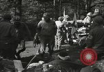 Image of Forward Aid station of 442nd Regimental Combat Team Belmont France, 1944, second 11 stock footage video 65675065597