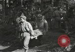 Image of Medical Aid Station of 2nd Battalion, 442nd Regimental Combat Team Belmont France, 1944, second 5 stock footage video 65675065598