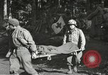 Image of Medical Aid Station of 2nd Battalion, 442nd Regimental Combat Team Belmont France, 1944, second 7 stock footage video 65675065598