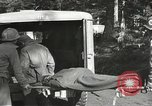 Image of Medical Aid Station of 2nd Battalion, 442nd Regimental Combat Team Belmont France, 1944, second 11 stock footage video 65675065598