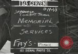 Image of Japanese-American combat team Fays France, 1944, second 3 stock footage video 65675065600