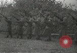 Image of Japanese-American combat team Fays France, 1944, second 7 stock footage video 65675065600