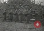 Image of Japanese-American combat team Fays France, 1944, second 8 stock footage video 65675065600