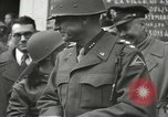 Image of memorial services Luxeuil France, 1944, second 7 stock footage video 65675065603
