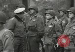 Image of Dwight D Eisenhower European Theater, 1944, second 7 stock footage video 65675065604