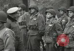 Image of Dwight D Eisenhower European Theater, 1944, second 8 stock footage video 65675065604