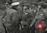 Image of Dwight D Eisenhower European Theater, 1944, second 10 stock footage video 65675065604