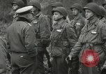 Image of Dwight D Eisenhower European Theater, 1944, second 11 stock footage video 65675065604