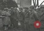 Image of American soldiers European Theater, 1944, second 4 stock footage video 65675065605