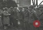 Image of American soldiers European Theater, 1944, second 5 stock footage video 65675065605