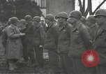 Image of American soldiers European Theater, 1944, second 6 stock footage video 65675065605