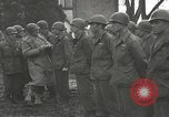 Image of American soldiers European Theater, 1944, second 10 stock footage video 65675065605