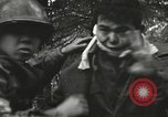 Image of American-Japanese infantry France, 1944, second 3 stock footage video 65675065607