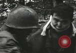 Image of American-Japanese infantry France, 1944, second 5 stock footage video 65675065607