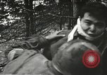 Image of American-Japanese infantry France, 1944, second 6 stock footage video 65675065607