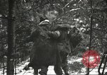 Image of American-Japanese infantry France, 1944, second 7 stock footage video 65675065607