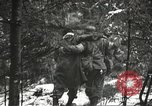 Image of American-Japanese infantry France, 1944, second 8 stock footage video 65675065607