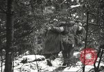 Image of American-Japanese infantry France, 1944, second 9 stock footage video 65675065607