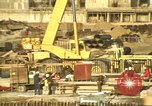 Image of American workmen New York City USA, 1972, second 1 stock footage video 65675065613