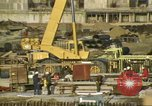 Image of American workmen New York City USA, 1972, second 2 stock footage video 65675065613