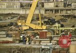 Image of American workmen New York City USA, 1972, second 4 stock footage video 65675065613