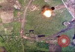 Image of strafing Japanese installations Japan, 1945, second 9 stock footage video 65675065660