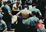 Image of American sailors Pacific Theater, 1944, second 10 stock footage video 65675065673