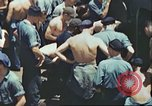 Image of American sailors Pacific Theater, 1944, second 12 stock footage video 65675065673