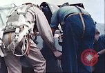 Image of American pilots Pacific Theater, 1944, second 8 stock footage video 65675065675
