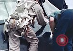Image of American pilots Pacific Theater, 1944, second 12 stock footage video 65675065675