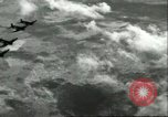 Image of American aircraft Pacific Theater, 1947, second 2 stock footage video 65675065678