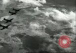 Image of American aircraft Pacific Theater, 1947, second 3 stock footage video 65675065678