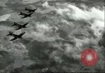 Image of American aircraft Pacific Theater, 1947, second 4 stock footage video 65675065678