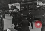 Image of Berlin elections Berlin Germany, 1920, second 5 stock footage video 65675065685