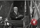 Image of Raymond Poincaré Germany, 1920, second 1 stock footage video 65675065686